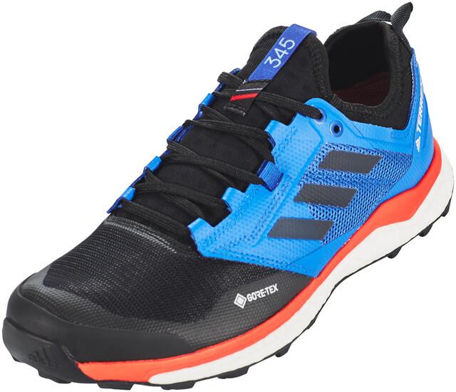 adidas TERREX Agravic XT GTX Shoes Men core black/core black/blue beauty